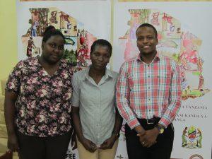 Café Africa Tanzania staff