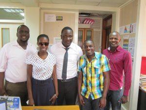 Café Africa UGANDA staff #5525