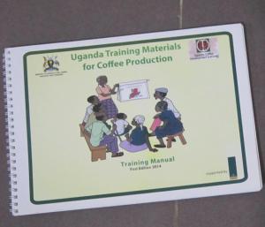 Uganda Harmonised Extension materials